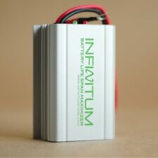 12V Battery Desulfator/Reviver/Restorer LifeSpan Maximizer Automotive/Solar/Wind