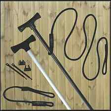 STICK IT 8 FOOT ANCHOR PIN SYSTEM (BLACK) SHALLOW WATER ANCHOR