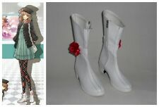 Amnesia Heroine Uniform Cosplay Costume Boots Boot Shoes Shoe