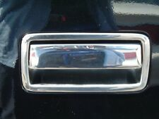 CHEVROLET S-10/GMC SONOMA 1995 - 2004 TFP CHROME STAINLESS TAILGATE HANDLE COVER
