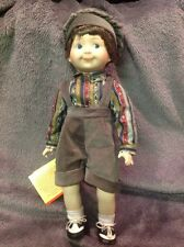 "Happy Memories Toddler Collection D-76 ""Jeffrey"" Heritage Mint LTD Doll 1990"