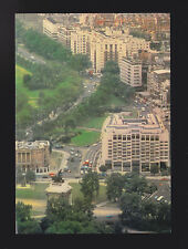 The Hotel Inter Continental from above London post card England