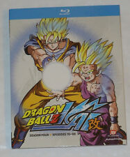Dragon Ball Z Kai: Season Four 4 Complete - Blu-ray Box Set - NEW & SEALED