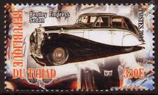 1952 BENTLEY R-Type EMPRESS Sedan Car Automobile Mint Stamp (2013)