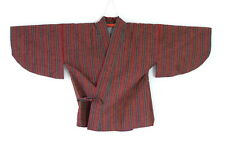 Vintage Japanese Do-chu-gi Kimono Jacket Stripes G113