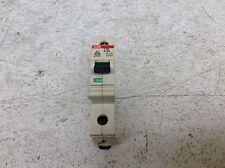 ABB S281 K6A 6 Amp 1 Pole 230/400 VAC Circuit Breaker S281K6A K 6 A K6 6A