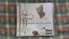 2pac Shakur - Tupac - Loyal to the Game - Made in Japan - No OBI