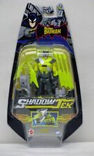 The Batman Animated Series Shadow Tek X-Bow Batman Mattel NIP 2007 4+ S188-7
