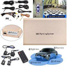 Universal 360 Degree Seam Cam Bird View Panorama System Car DVR Recording Camera