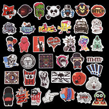 100Pcs Lot New Sticker Bomb Decal Vinyl For Car Skate Skateboard Laptop Luggage