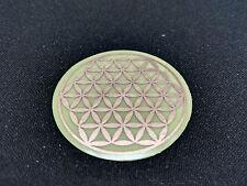 FLOWER of LIFE Sticker Sacred Geometry Energy Healing EMF Protection Merkaba