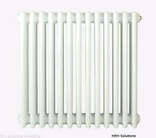 Traditional Column Radiators Cast Iron Style Horizontal 600mm H x 444mm W