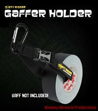 Dirty Rigger Gaffer Tape Holder - stage, grip, DJ, lighting, rigging, SetWear