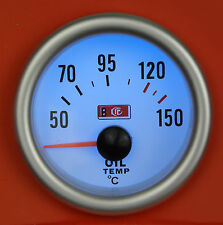 Oil Temp /Temperature gauge & Sensor blue light Skyline 200sx Pulsar Silvia SRL