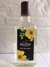Hollister Co.SILVER STRAND Body Wash 8.4 oz / 250 mL
