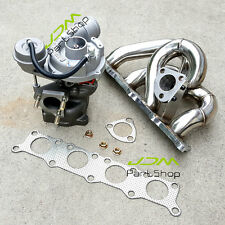 TURBO MANIFOLD+ BOLT ON K03 upgraded TURBO FOR AUDI A4 1.8T VW PASSAT 150HP