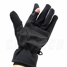 Photography antistatic Gloves For Canon EOS Camera 650D 550D 500D 60D 50D 7D