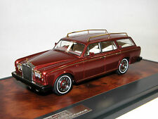 Matriz, 1980 Rolls Royce Silver Shadow FLM panelcraft, Shooting Brake 1/43