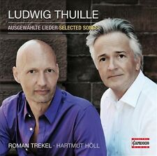 Ludwig Thuille Mélodies, New Music