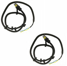 SET 2 ABS Wheel Speed Sensor Wire Harness Plug Pigtail 10340314 for GM 10340316