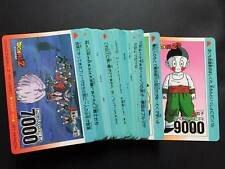 Carte Dragon Ball Z DBZ PP Card Part 16 #Regular Set AMADA 1991 MADE IN JAPAN