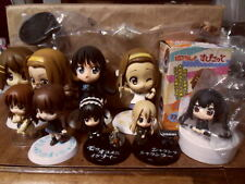 K-ON!! Japan Figure Lot Kyun Chara PPP Nendoroid Ritsu Mio Yui Sawako Etc Anime