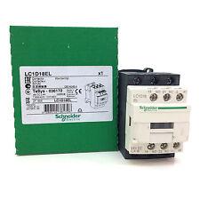 Contactor LC1D18EL Schneider 48VDC 7.5kW 036172