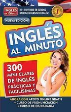 Ingls al minuto Audio Pack Libro + 4 CDs). Nueva edicin / English in a Minute