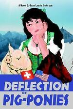 Deflection of Pig-Ponies