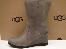 UGG WOMENS BOOTS JOELY CHARCOAL SIZE 8