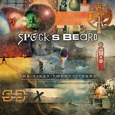 SPOCK'S BEARD - THE FIRST TWENTY YEARS 3 CD NEU