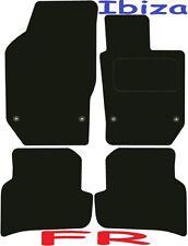 SEAT IBIZA FR Deluxe qualità Tappetini su misura 2009 2010 2011 2012 2013 2014 2015 20