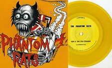 "Phantom Rats - See You Tonight 7"" YELLOW VINYL Fifi And The Mach III Supersnazz"