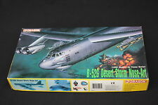 U985 DRAGON 1/200 maquette avion  B-52G Desert Storm Nose- Art9902 DS-2