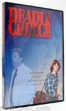 ☛Deadly Choice(1982)[DVD,Drama,Family,Pregnancy,Abortion,Christian,Jesus Christ]