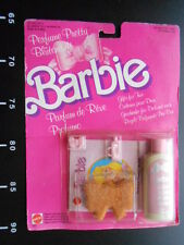 ♥ Barbie Dress Vintage DREAM Parfum de Revè Perfume ♥ Mattel 5551