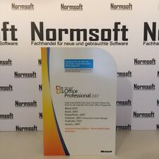 NEUWARE: MICROSOFT OFFICE 2007 PROFESSIONAL VOLLVERSION MLK V2/ MS 07 PRO