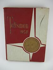 1958 TALISMAN Western Kentucky State College Bowling Green, KY Kentucky Yearbook