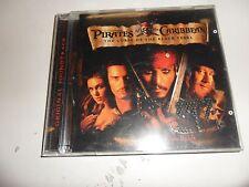 Cd  Pirates Of The Caribbean (Fluch der Karibik) von Klaus Badelt