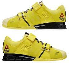 NEW Reebok CrossFit Lifter Plus 2.0 womens shoe V72386 weightlifting yellow 6 US