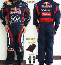 Red Bull 2012 Kart race suit CIK/FIA Level 2 (Free gifts) (Same day shipping)