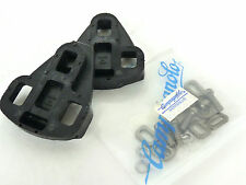 Campagnolo C Record Pedal Cleats & Hardware SGR Vintage Road racing Bicycle NOS