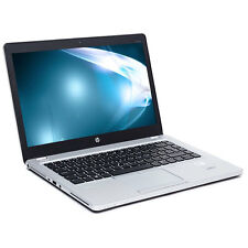 HP EliteBook Folio 9470m 1.8GHz i5 4GB 180SSD Windows 10 Pro 64 Laptop Camera