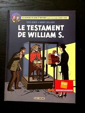 LE TESTAMENT DE WILLIAM S. BLAKE ET MORTIMER 2016 EDITION FNAC  FLAMBANT NEUF §