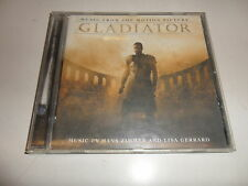 Cd    Hans Zimmer And  Lisa Gerrard  – Gladiator (Music From The Motion Picture