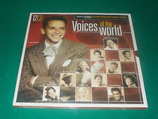 Voices of the world. Fantastic songs performed by the world's greatest vocalist
