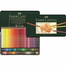 Faber Castell pencils polychromos 120 colors metal (100% positive feed....)