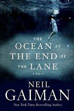 Neil Gaiman - Ocean At The End Of The Lane (2013) - New - Trade Cloth (Hard