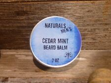 Natural Organic Beard Balm - Conditioning & Manageability Choose Your Scent 2oz
