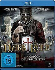 Dark Relic - Sir Gregory - The Crusader (James Frain) **NEW & SEALED** BLU RAY